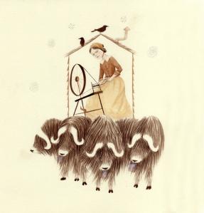 span-of-oxen